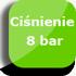 Ciśnienie 8 bar
